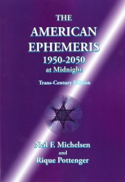 The American Ephemeris 1950 - 2050